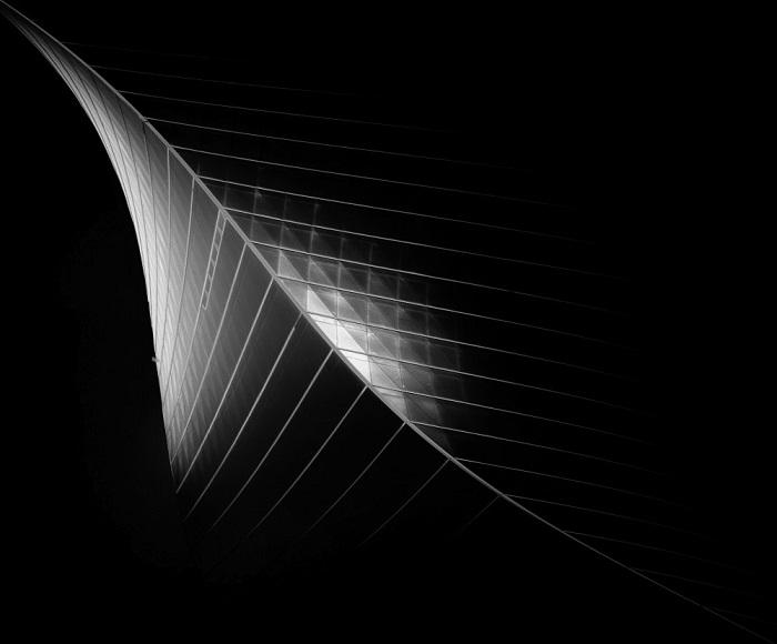 Автор снимка и победитель в категории «Абстракция» - фотограф Ахмед Табет (Ahmed Thabet) из Египта.