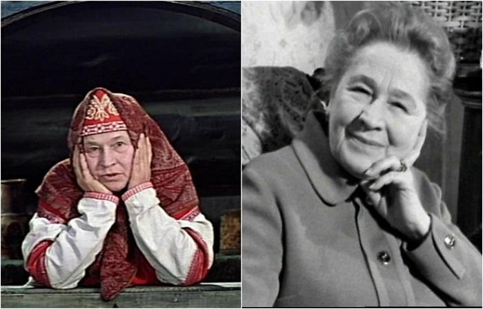 Добрая бабушка-сказительница из кинофильмов Александра Роу навсегда осталась в памяти зрителей советской эпохи.