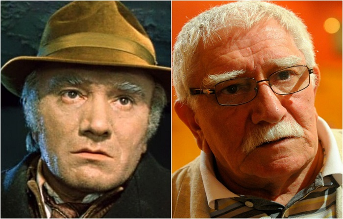 Советский, армянский и российский актёр, театральный режиссёр, театральный педагог, народный артист СССР, на его счету огромное множество ролей в кино и театре.