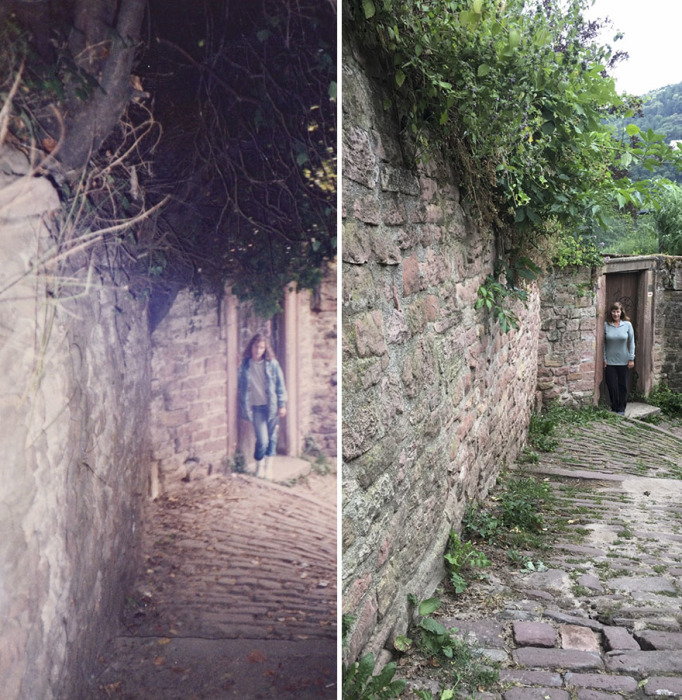 Популярный туристический маршрут, требующий выносливости, остался таким же крутым и каменистым.