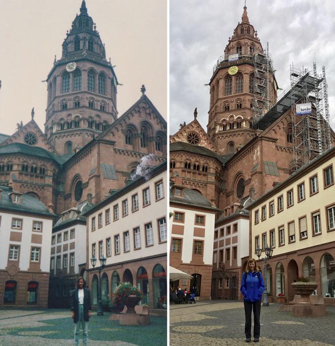Настало время для ремонтно-реставрационных работ, которые сохранят Майнцский собор в целости.