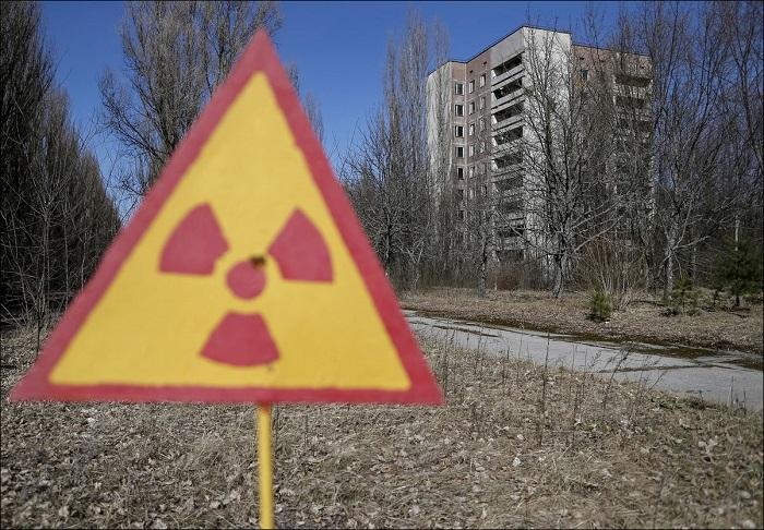 Город Припять, возле Чернобыльской АЭС, Украина, 28 марта 2016 года.