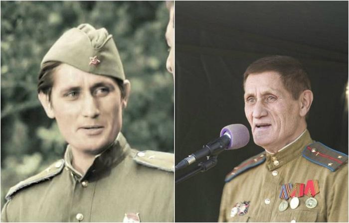 Дебют актера в кино состоялся в 1965 году, но настоящую известность артист получил после съёмок в кинофильме «В бой идут одни старики», где сыграл роль лейтенанта Алябьева.