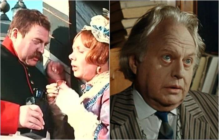 Мастер эпизодических ролей обладал необычайно высоким и звонким для мужчины голосом, поэтому его часто приглашали для озвучивания как мужских, так и женских персонажей.