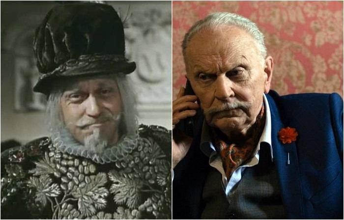 Актер снялся в огромном количестве фильмов и сериалов, но его роли носили второстепенный характер.