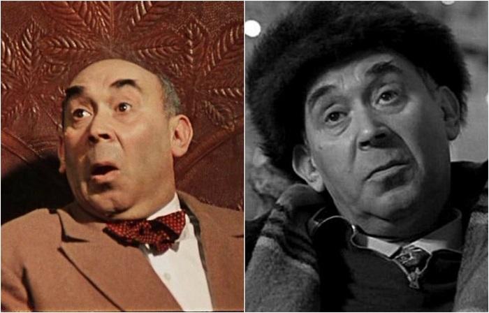 Известный актер снимался не только в кино, он был одним из ведущих артистов театра на Таганке.