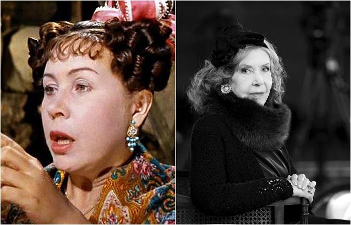 Легендарная личность в отечественном кино прошла тяжёлый путь от простой провинциалки до любимой актрисы советских зрителей.