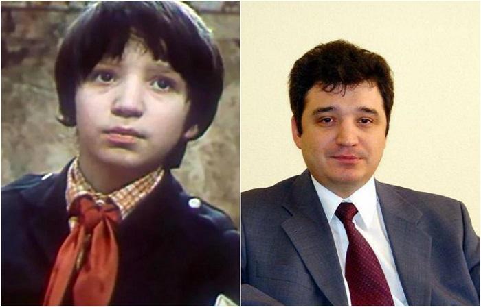 Многим зрителям актер запомнился по роли Вовы Королькова в киноленте «Приключения Электроника».
