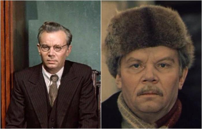Советский актер театра и кино, народный артист пик популярности которого пришелся на 50-80-е годы, его героями чаще всего становились люди из народа.