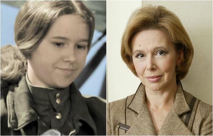 Легендарная актриса играла самых разных персонажей - от нежных, робких девушек, до смелой летчицы Маши Поповой в фильме «В бой идут одни старики».