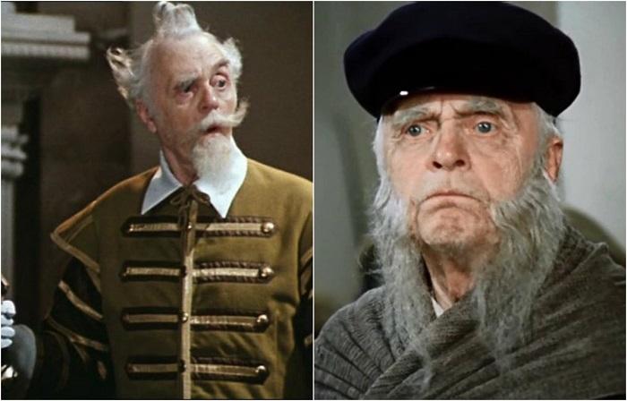 С 1918 года актер начал сниматься в кино в главных и эпизодических ролях, но все его персонажи были яркими и самобытными.