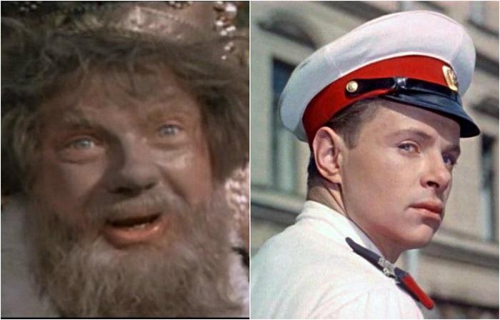 Один из популярных актёров советского кино  дебютировал на экране  будучи студентом и первая роль сразу принесла славу артисту.