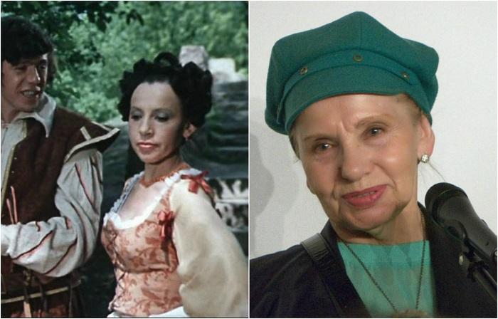 С 1968 года началась творческая деятельность актрисы, она принимала участие в кинофильмах разных жанров, много снималась в эпизодах.