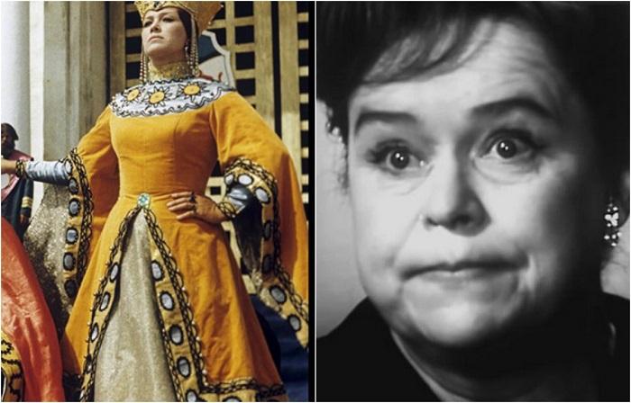 Актриса играла преимущественно эпизодические роли, но несмотря на это была настоящей труженицей экрана и сцены.