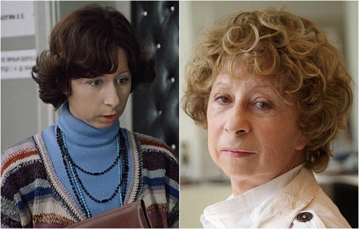 Женственная и любопытная секретарша Верочка хоть и не была главным персонажем фильма, но очень полюбилась советским зрителям.