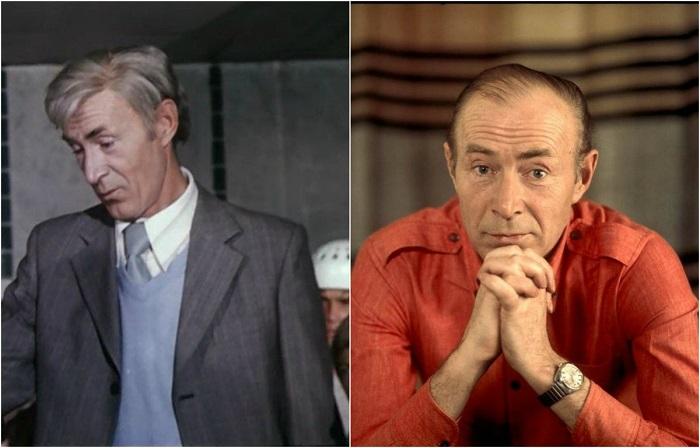 Актер начал артистическую карьеру на эстраде, а в 1951 году состоялся его дебют в кино, правда играл он второстепенного персонажа.