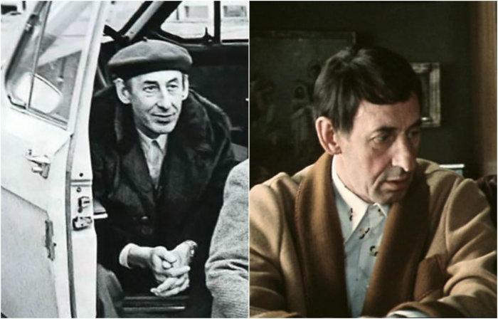 В 1977 году зрители увидели киноленту «По семейным обстоятельствам», где актеру досталась роль маклера Эдуарда Бубукина, который занимался незаконным разменом квартир.