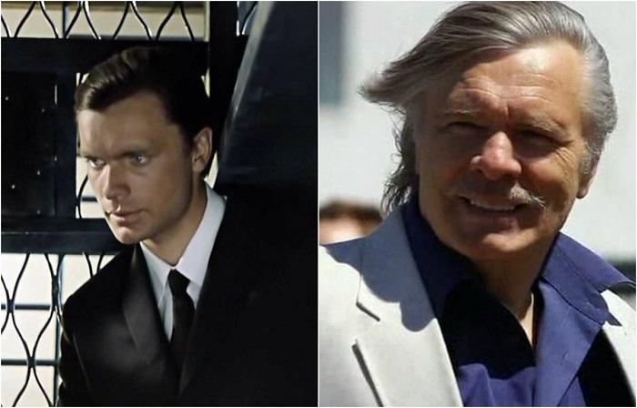 Популярный актер запомнился зрителям ролью старшего лейтенанта Славина, он же шофер такси в кинофильме «Джентльмены удачи».