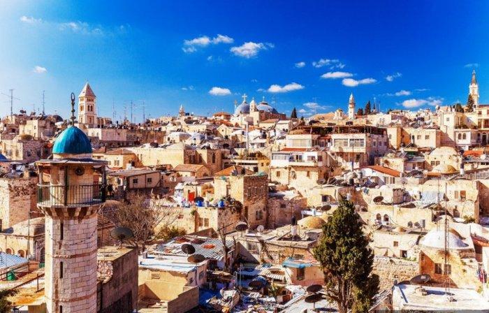 Номер в отеле «Царь Давид» в Иерусалиме позволит вам почувствовать себя причастным к тем историческим событиям, которые там происходили.