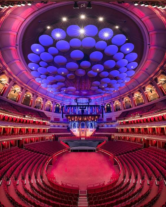 Лондонский королевский зал искусств и наук имени Альберта – самая престижная концертная площадка Великобритании.