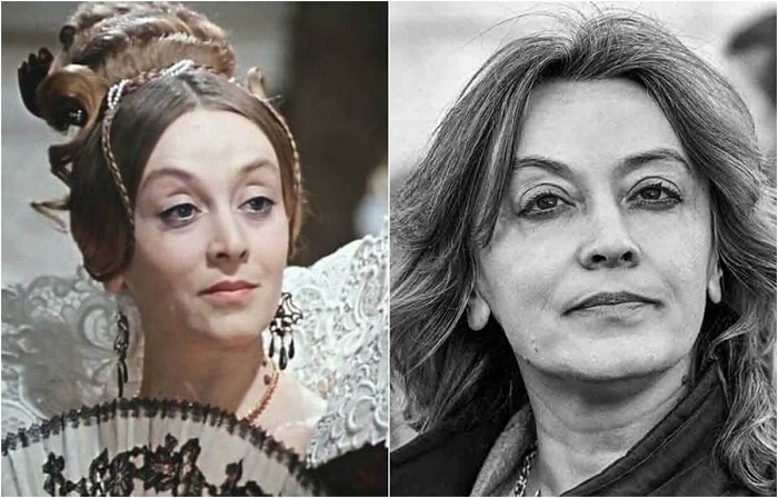Звезда советского кинематографа - молодая, красивая и успешная, удивляла зрителей тонкой актерской игрой.