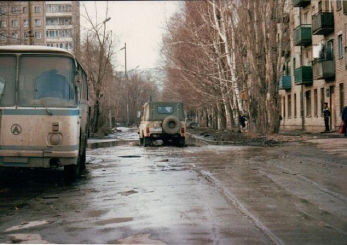 Ужасное состояние российских дорог также не укрылось от взгляда иностранного гостя.