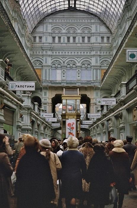 Одна из самых главных достопримечательностей Москвы.