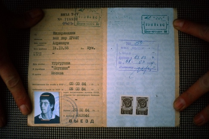 Уникальная коллекция: 18 цветных фотографий Москвы и ... Колесо Обозрения Москва Парк Горького