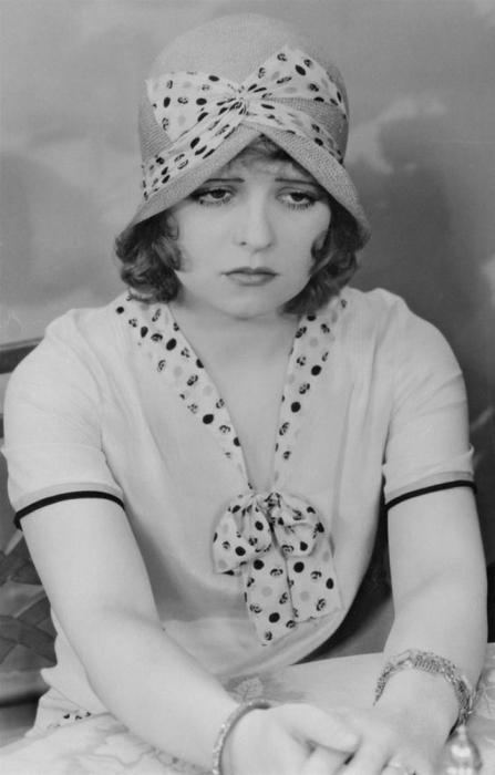 Американская актриса, звезда немого кино и секс-символ 1920-х годов.