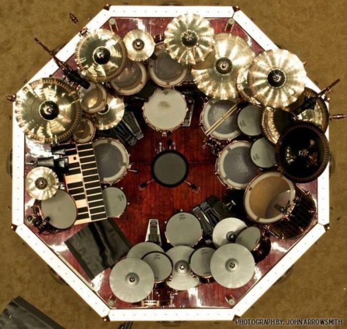 Инструмент барабанщика-виртуоза.