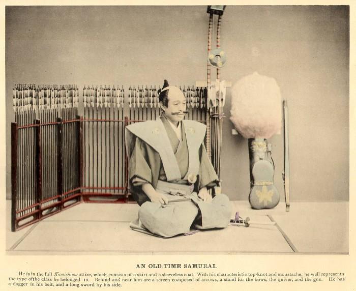 Один из самых влиятельных и колоритных персонажей истории Японии.