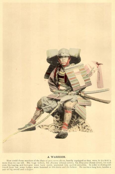 Самураев растили бесстрашными и смелыми.