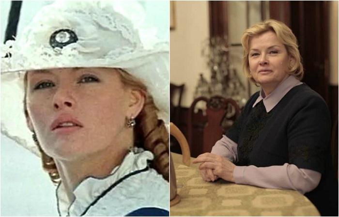 Звезда советского экрана преобразилась в романтическую героиню леди Элен Гленарван, которая отправилась на встречу к приключениям.