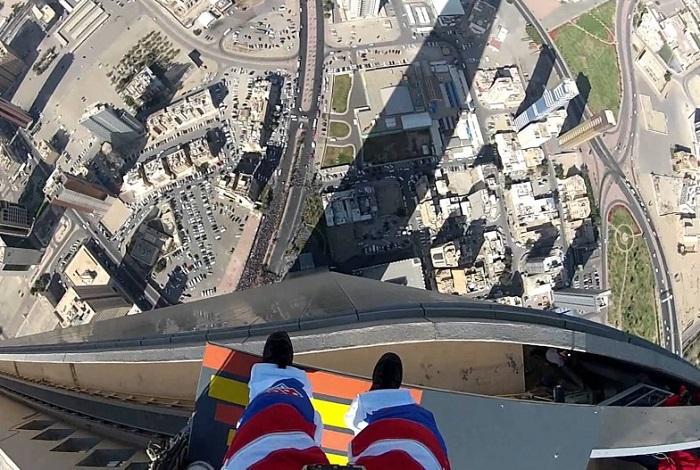 414-метровый небоскрёб являющийся самым высоким зданием Кувейта.