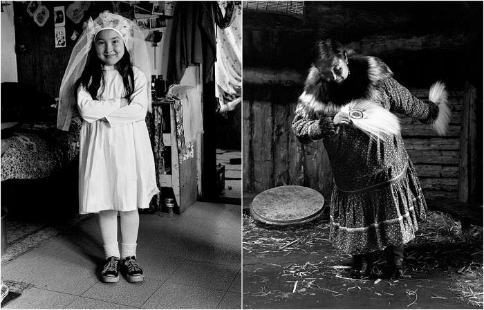 Этническая группа коренных народов Северной Америки.
