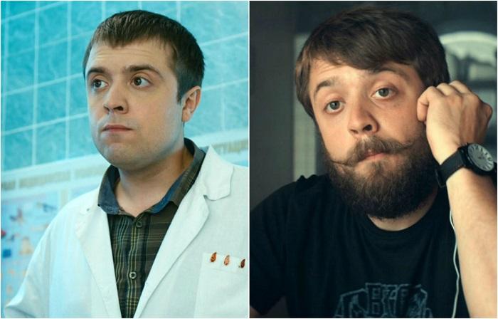 Российский актер театра и кино, завоевал любовь поклонников, снявшись в сериале «Интерны» в роли Семена Лобанова.