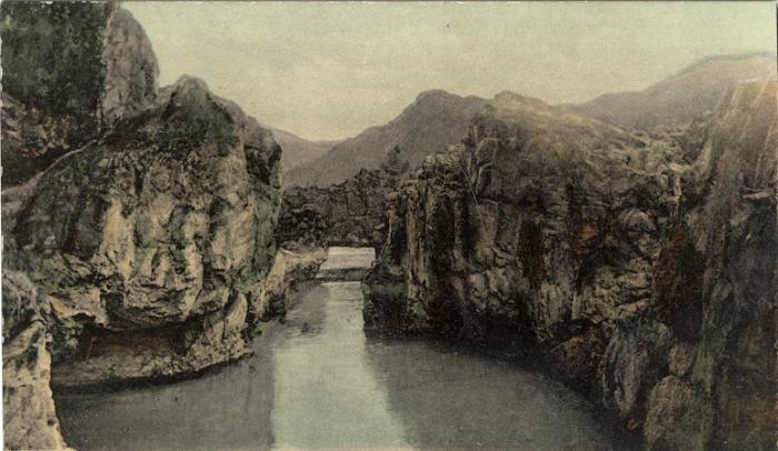 Долина реки Катунь в районе села Чемал.