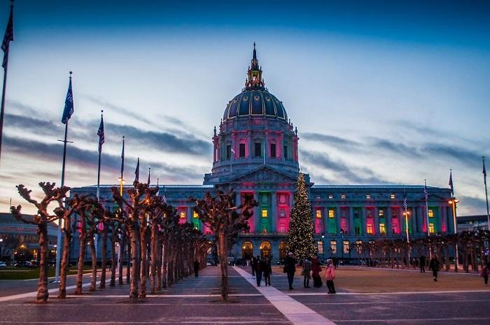 Мэрия Сан-Франциско.