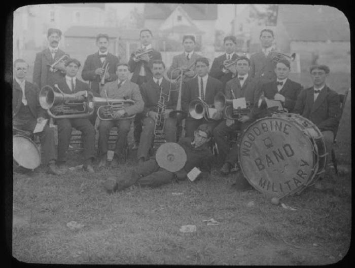 Штатное воинское подразделение, предназначенное для исполнения военной музыки.