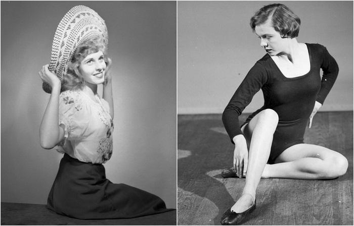 Мода и стиль 1940 годов.