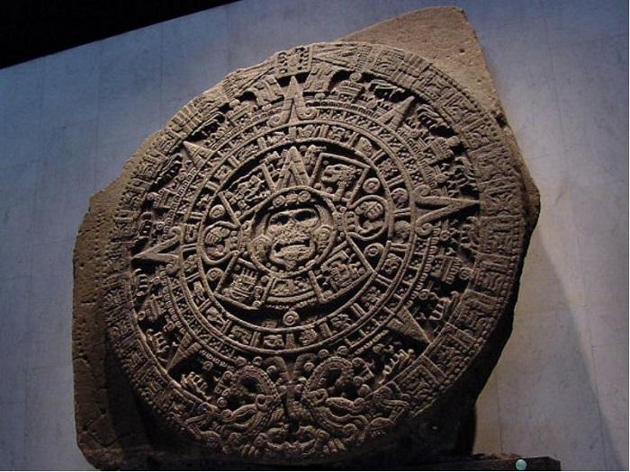 Главный исторический музей Мехико.