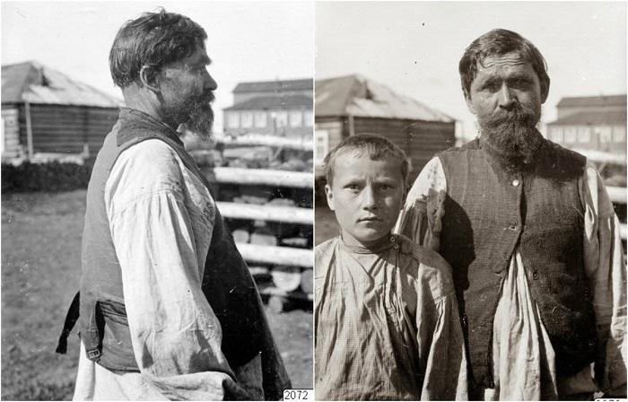 Дореволюционная Россия: Архангельская губерния и её жители.