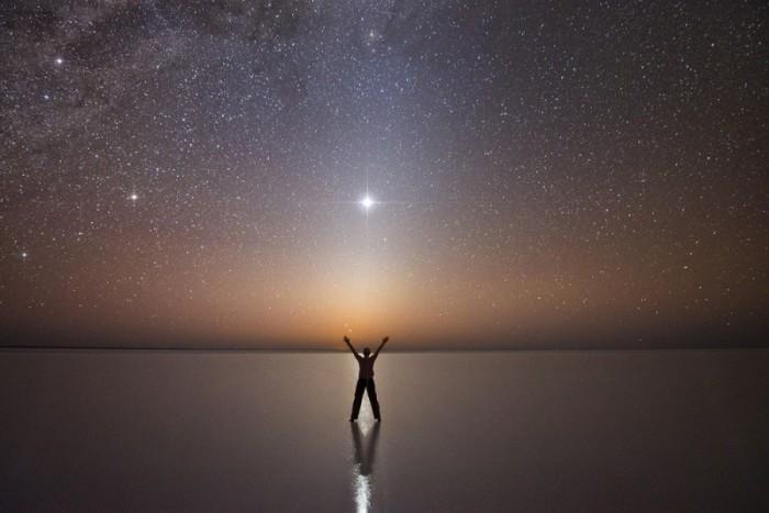 Красота звездного неба.