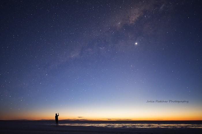 Общение со звёздным небом.