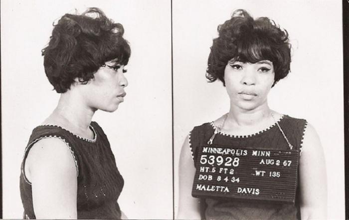 Из коллекции 10,000 фотографий, имеющих ссоры с законом.