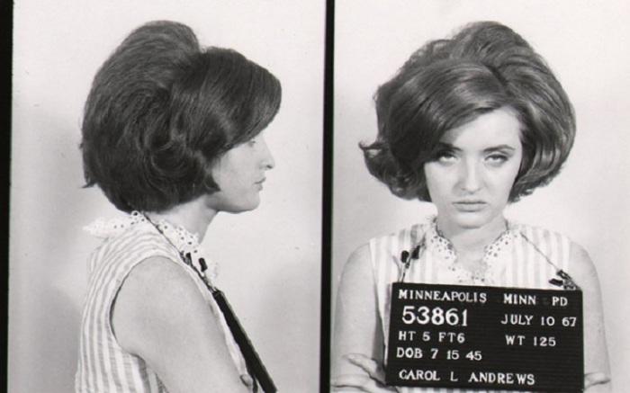 Кэрол Л. Эндрюс была осуждена за проституцию полицией Миннеаполиса в 1967 году.
