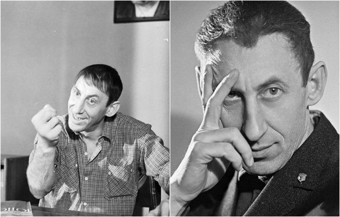 В фильме известного режиссера актер с запоминающейся внешностью выступил с небольшой ролью, которая принесла ему огромный успех.