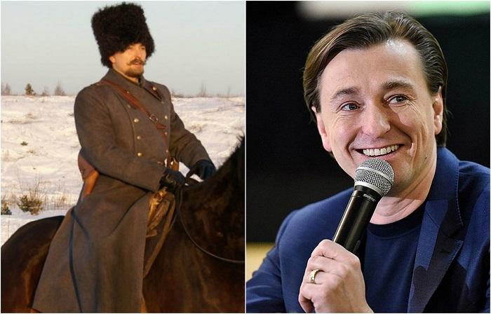 Генерал Каппель в исполнении Народного артиста получился убедительно и реалистично.