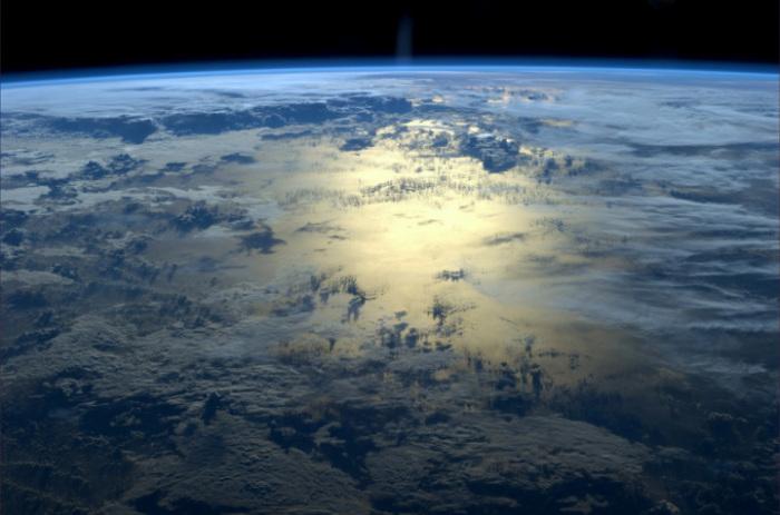 Фото со спутника.