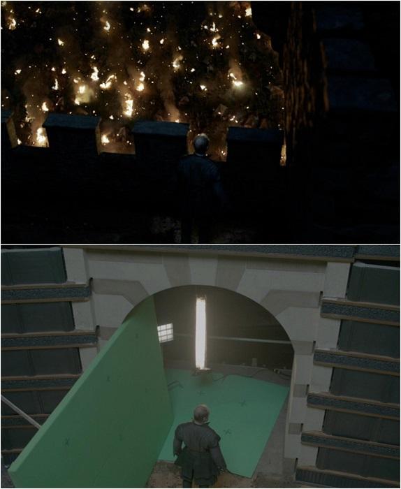 Компания Spin VFX, которая работала над специальными эффектами в фильме «Игра престолов».